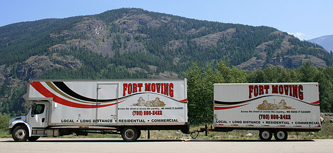 fort Saskatchewan movers
